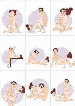 Sex positions in pictures