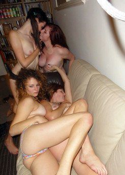 American college girls groupsex compilation