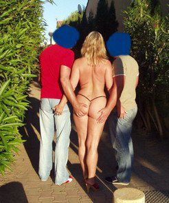 Cap D'agde the real swinger couples photo...