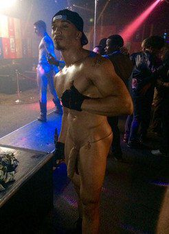 The sexiest male strippers and gogo dancers