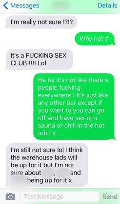Screenshot part 2 that conversation with...