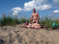 Gran Canaria Maspalomas nude couple