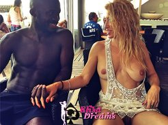 Elisa Dreams - big black cock worship