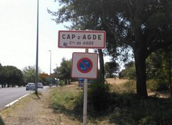 Cap d'Agde female exhibitionism