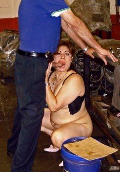 Mexican BBW private handmade porn photos