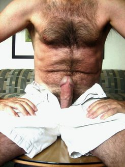 Naked old men, big old dicks compilation