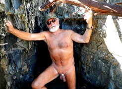 Nude oldsters, dads grandfathers and...