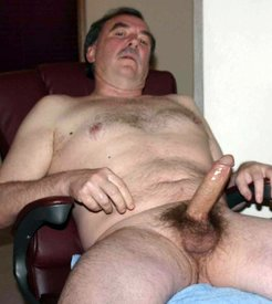 Grandfather's cock compilation