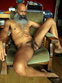 Nasty European daddies naked