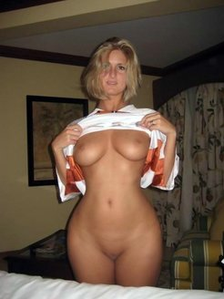 See my ex-wife, a married women nude album