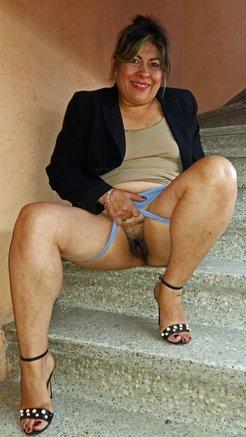 mature whore