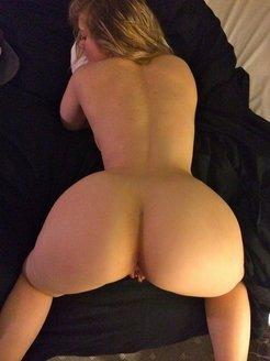 Round ass and pussy compilation