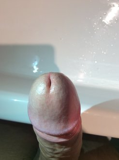 Italian wet Cock closeup zoom