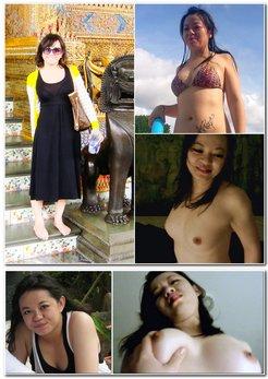 Asian Slutwife voyeur shots and hidden cams