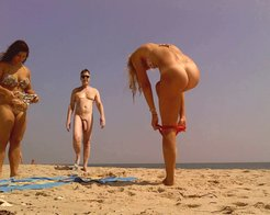 True nudist friends -v19