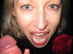 Margot Polish wife oral outdoor