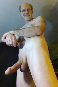 Daddy Is Sexy Nude
